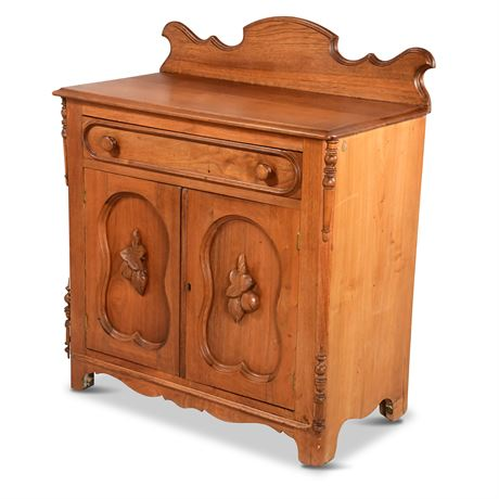 Victorian Era Commode