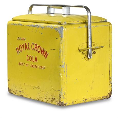 1950's RC Cola Ice Chest