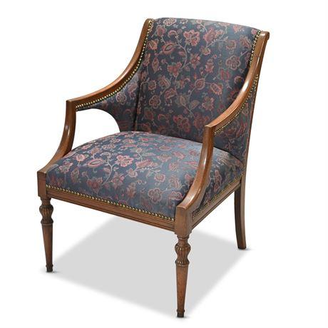 Custom Upholstered Camden Armchair