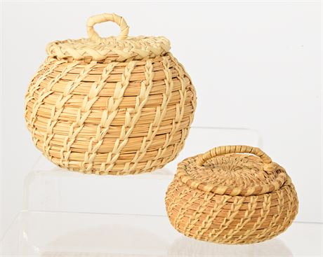 Papago Baskets