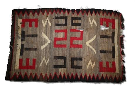 1930's Navajo Weaving