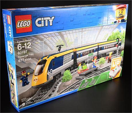 Lego City Passenger Train # 60197