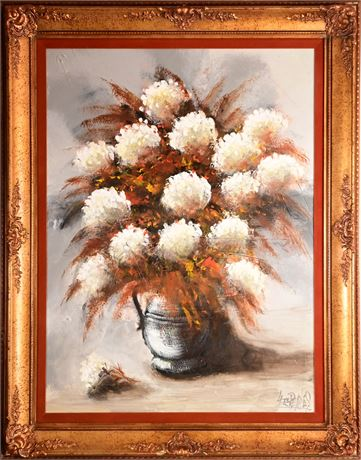 Lee Reynolds Original Oil on Canvas