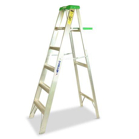 Keller 6' Aluminum Step Ladder
