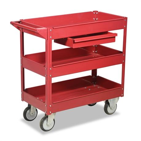 Medium Duty Shop Cart
