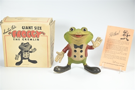 1948 Froggy The Gremlin By Rempel