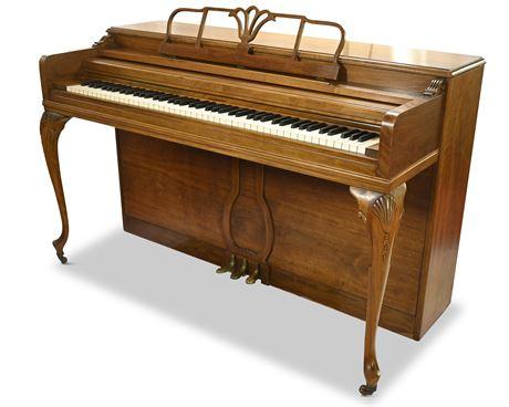 Gulbransen Spinet Minuet Console Piano