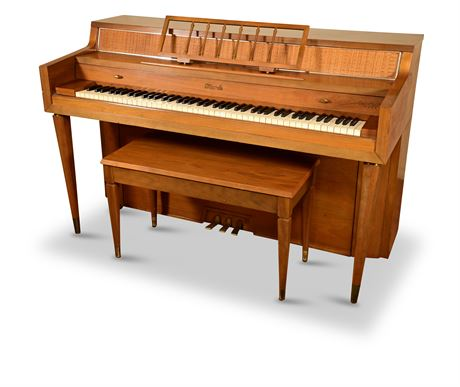 Mid-Century Starck  Ori-Coustic Tone Piano