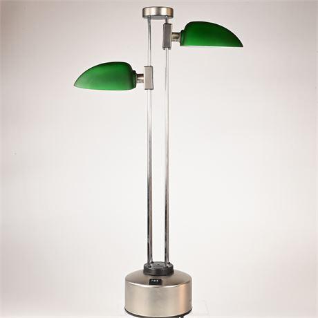 Elevator Halogen Desk Lamp