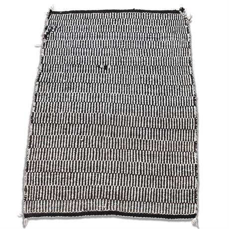 1920-1940's Tweed Navajo Weaving