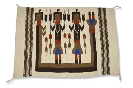 Vintage Navajo Yei Bei Chei