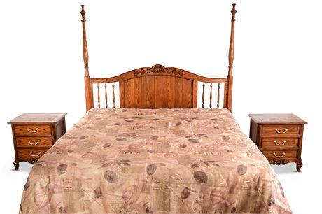 Century Furniture King Bedroom Set