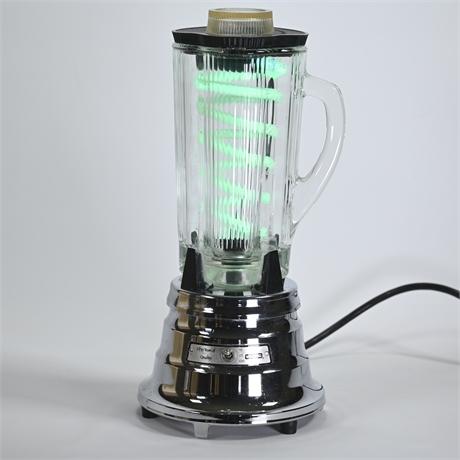 Neon Blender Lamp