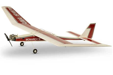 Monarch 10 (Plug in Wing Tips) RC Plane
