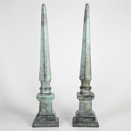Decorative Obelisk Sculptures