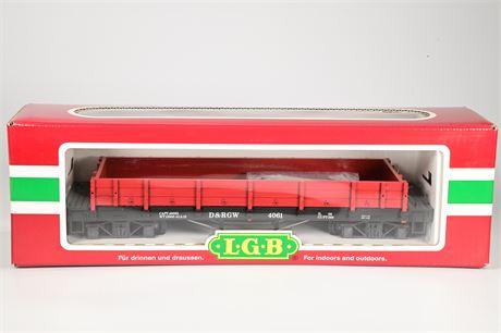 LGB - Lehmann # 40610 Low Rise Gondola