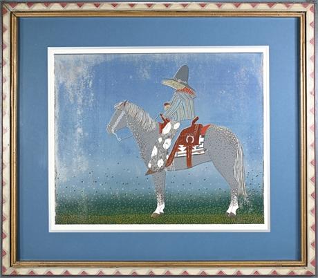 "Susi Nagoda Bergquist ""South Horse"""