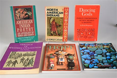 Native American Art and Folklore Books