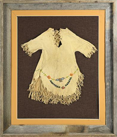 Native American Child's Dress