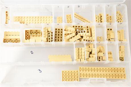 Lego Pieces (152 Pieces)
