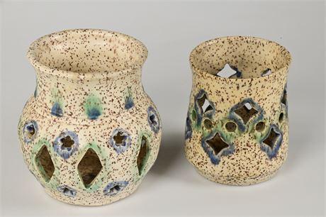 Ceramic Votives by Rex