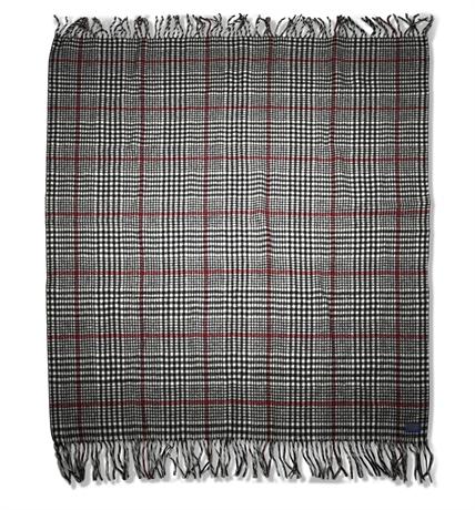 Vintage Pendleton Blanket with Case