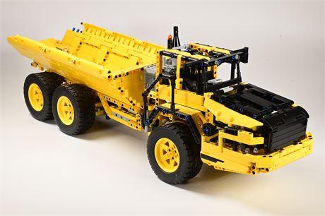 Lego Technic Dump Truck MOC-8002