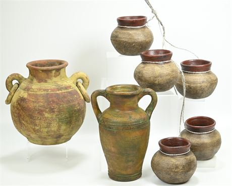 Pots On Parade