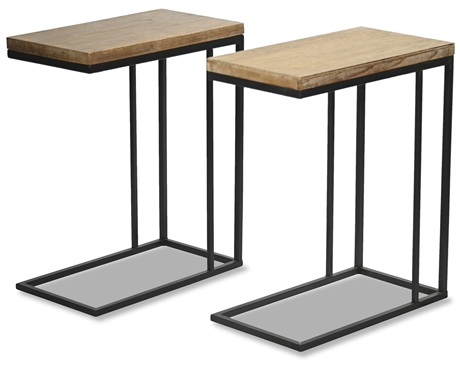 "Pair ""C"" Tables"
