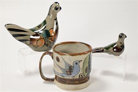 Ken Edwards Mug and Birds