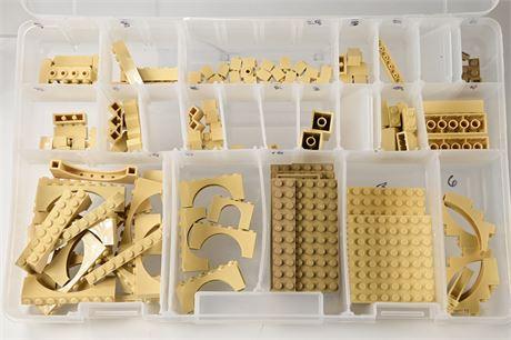 Lego Pieces (130 Pieces)