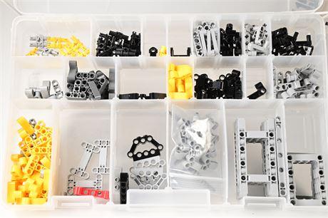 Lego Pieces (255 Pieces)