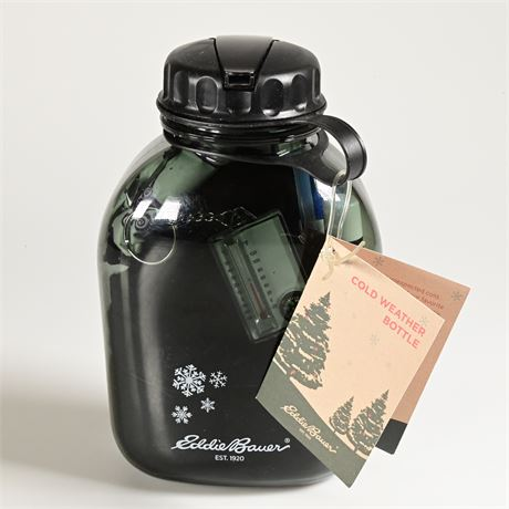 New Eddie Bauer Cold Weather Bottle