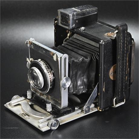 Antique Burke & James 4 x 5 Speed Press Camera