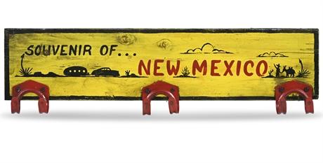 New Mexico Folk Art Sign