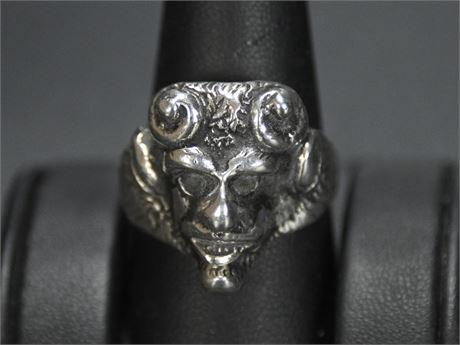 WWII German Original Grotesque Ring