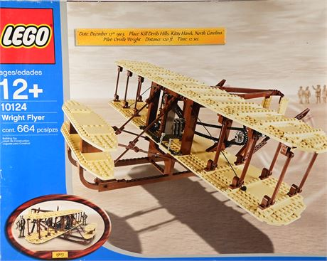 Lego Creator Wright Flyer