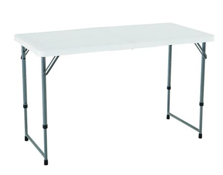 Adjustable Height Camping/Craft Table