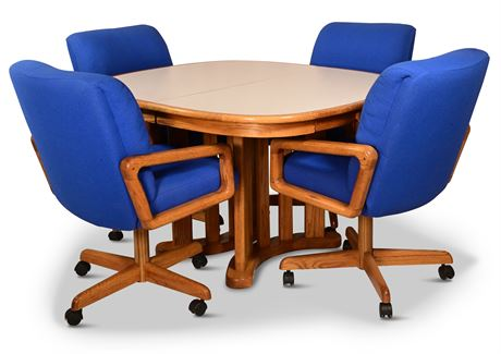 Classic 80's Dining or Conference Table