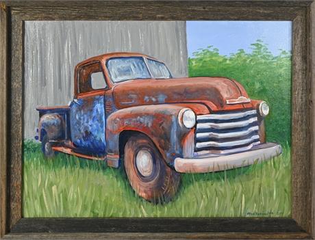 Mark Yerrington Original Painting