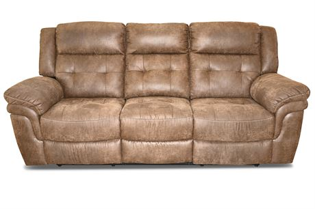 Reclining Sofa Anastasia Collection by Steve Silver