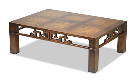 Henredon Heritage Mid-Century Chinese Style Cocktail Table