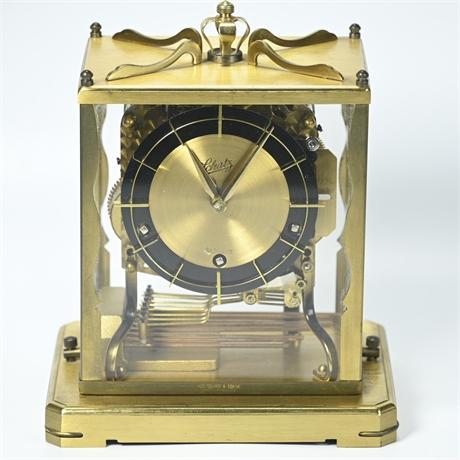 Aug Schatz and Sohne Mantel Clock