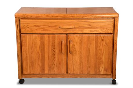 Solid Oak Server