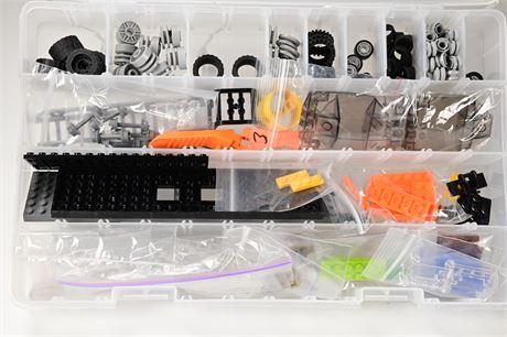 Lego Pieces (184 Pieces)