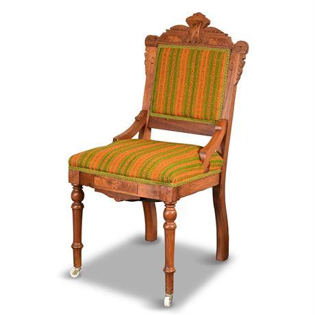 Antique Eastlake Side Chair