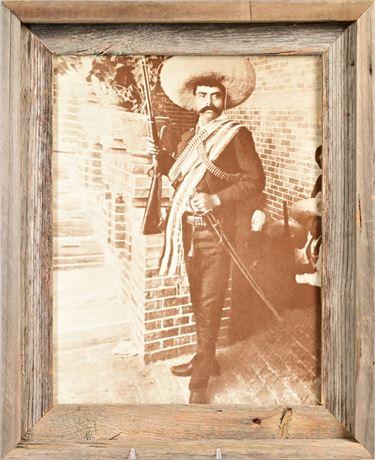 Emiliano Zapata Framed Photo
