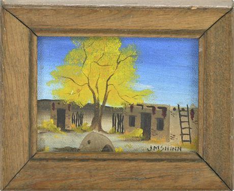 Shinn New Mexico Landscape