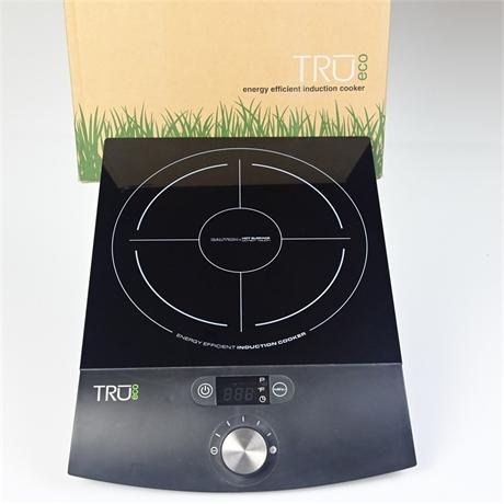 Tru Eco Energy Efficient Induction Cooker
