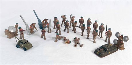 Collectible Soldiers